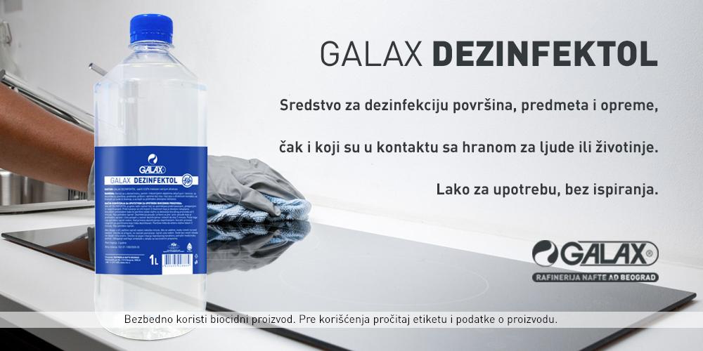 GALAX DEZINFEKTOL